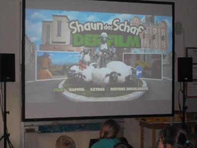 Kino in der Schule