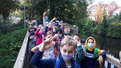 Wandertag der Marienschule am 14.09.2020
